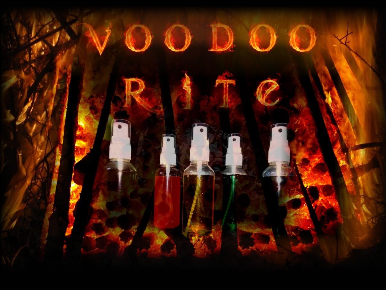 Voodoo Spray Black Arts 50ml Voodoo Rite World Of