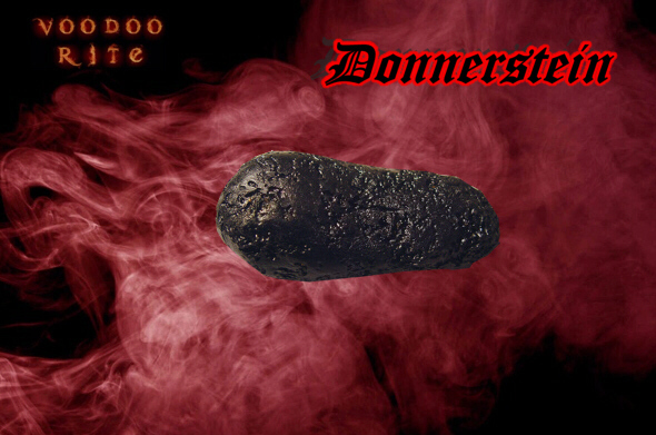 VOODOO THUNDERSTONE DAMBALLAH'S STONE OF FERTILITY (Wish for a child)