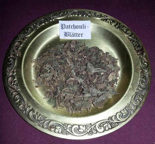 PATCHOULI (Fresh & 100% Natural)