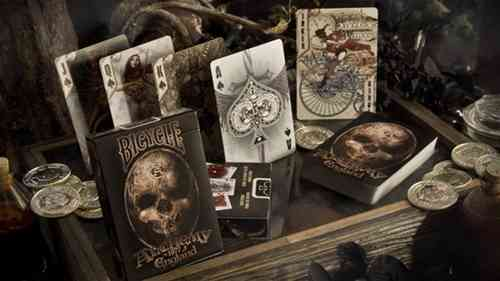 ALCHEMY - BICYCLE-CARDS