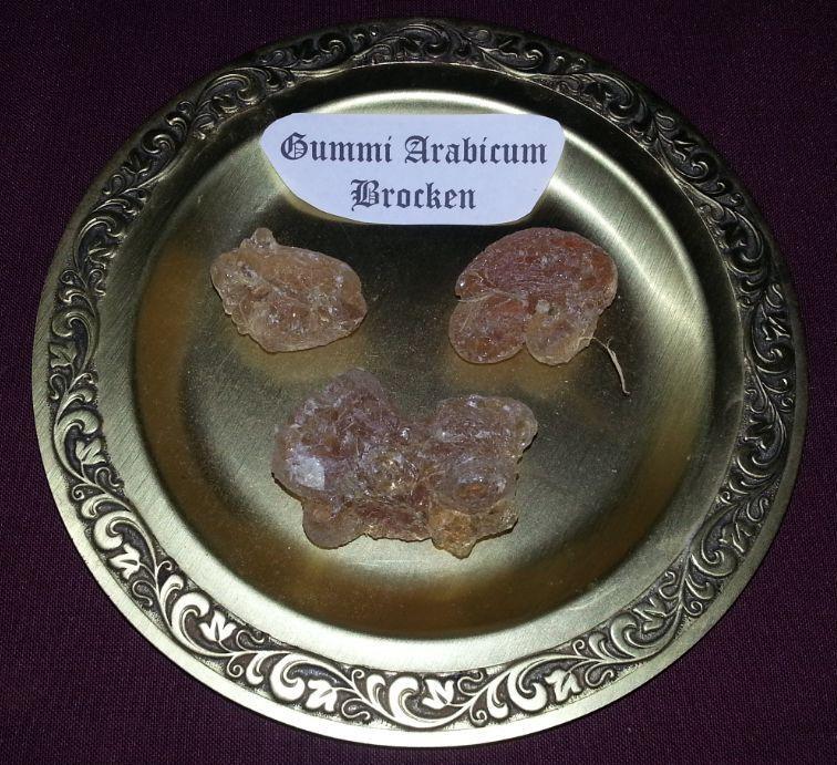 gummi arabicum brocken voodoo rite world of magic. Black Bedroom Furniture Sets. Home Design Ideas