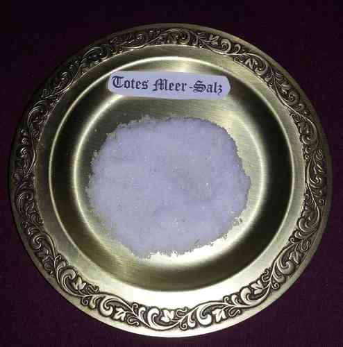 DEAD SEA SALT (FINELY GROUND)