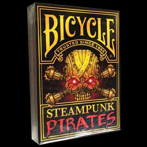 STEAMPUNK PIRATES (ORIGINAL BICYCLE)