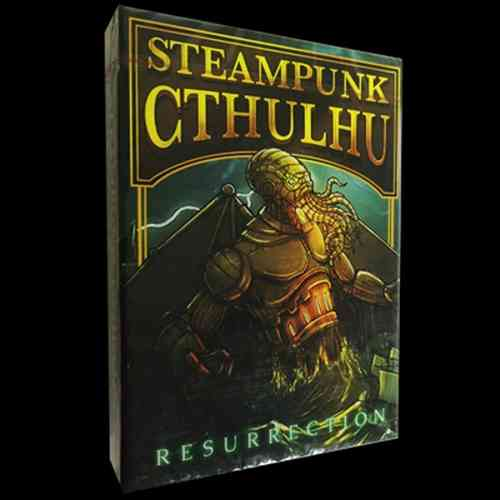 STEAMPUNK CTHULU RESURRECTION (ORIGINAL NAT IWATA)
