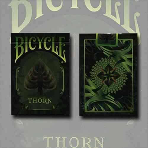 THORN - DECK (ORIGINAL BICYCLE) FANTASY-JUNGLE-DESIGN!