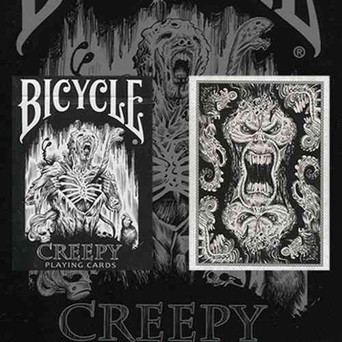 CREEPY DECK (ORIGINAL BICYCLE)