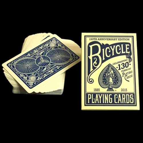 130 YEAR-DECK (BLAU) (ORIGINAL BICYCLE)
