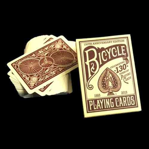 130 YEAR-DECK (ROT) (ORIGINAL BICYCLE)