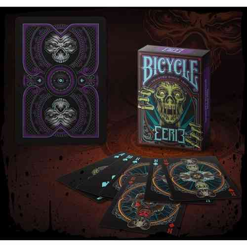 EERIE DECK (PURPLE) (ORIGINAL BICYCLE) OUT OF PRINT!!!