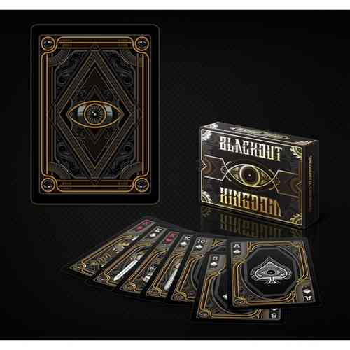 BLACKOUT KINGDOM (LIMITED EDITION) OUT OF PRINT!!!