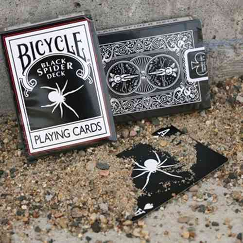 BLACK SPIDER LTD (ORIGINAL BICYCLE) OUT OF PRINT!!! SEHR RAR!