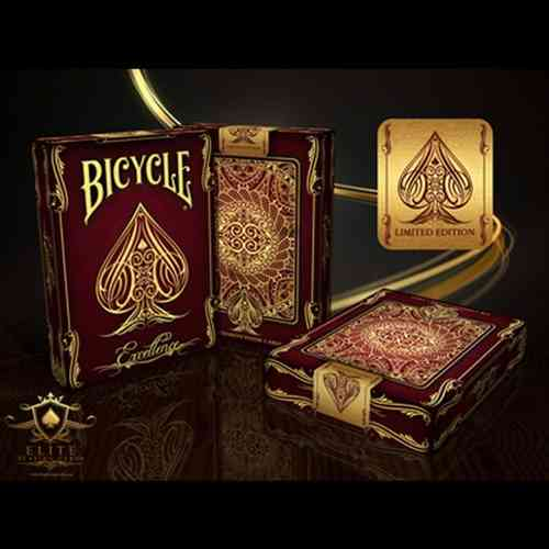 LTD EXCELLENCE (ORIGINAL BICYCLE) OUT OF PRINT!!!