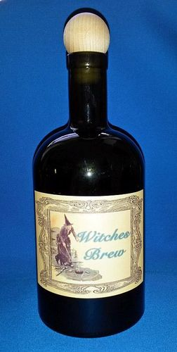 ALCHEMISTEN-FLASCHE WITCHES BREW (500ml)