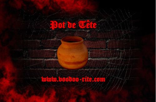 POT DE TÊTE - THE STRONGEST SPELL OF PROTECTION