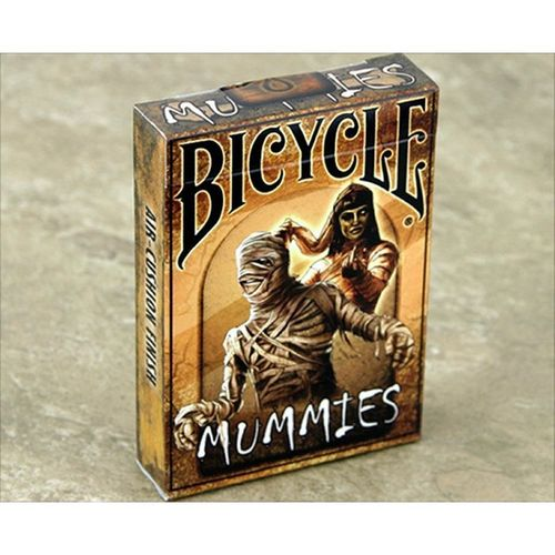 MUMMIES (ORIGINAL BICYCLE) OUT OF PRINT!!!