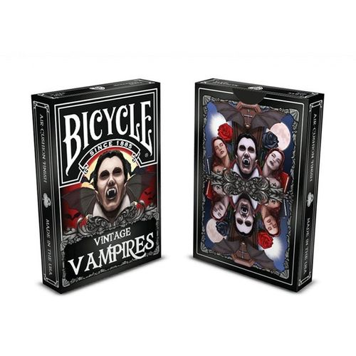 VINTAGE VAMPIRES LIMITED EDITION (ORIGINAL BICYCLE) OUT OF PRINT!!!