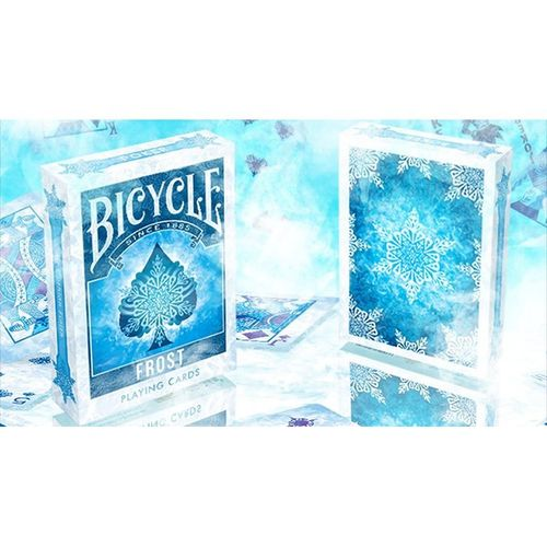 FROST (ORIGINAL BICYCLE) OUT OF PRINT!!!
