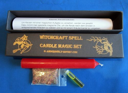 WITCHCRAFT SPELL SET (GELD)