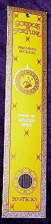 GODDESS OF FORTUNE - Golden Spice