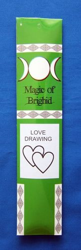 MAGIC BRIGHID RÄUCHERSTÄBCHEN - LOVE DRAWING