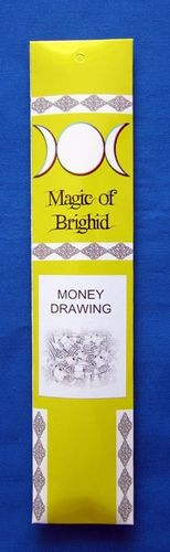 MAGIC BRIGHID RÄUCHERSTÄBCHEN - MONEY DRAWING