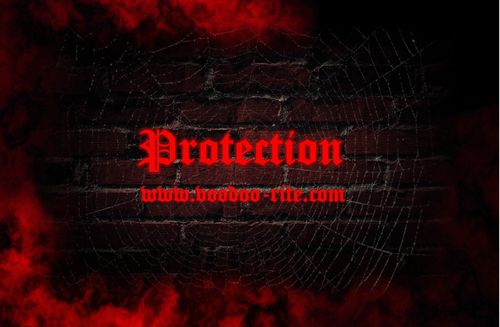 VOODOO RITE - T-SHIRT - WALL OF PROTECTION (B)